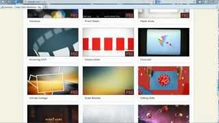 Download How to use Animoto Video