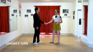 Download Learn to Swing Dance Lindy Hop | Level 6 Lesson 6 (Frankie Manning Favorites) | Shauna Marble Video
