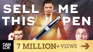 Download How To Sell Anything To Anyone Anytime - SELL ME THIS PEN Video