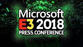 Download FULL Microsoft Xbox E3 2018 Press Conference Video