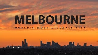 Download Melbourne - Worlds Most Liveable City Video