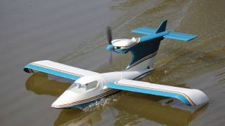 Download Electrifly Seawind RC Plane Review and Flight Video