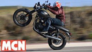 Download Triumph Street Twin & Street Scrambler | First Rides | Motorcyclenews Video
