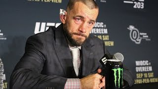 Download Will CM Punk return to the WWE after his UFC stint? Video