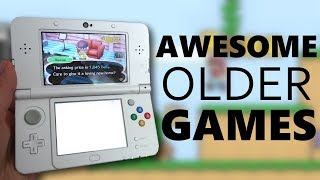 Download AWESOME older games I've been playing lately! (Game Boy, PS1, 3DS!) Video