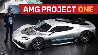 Download AMG Project ONE - Mr.AMG on Design, Interior & SOUND! Video