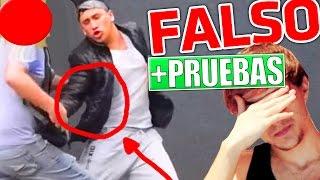 Download Las MENTIRAS del YouTuber FALSO que fue ″apuñalado″ (+PRUEBAS) Yao Cabrera Video