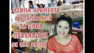 Download Vlog de compras... Zona Cerealista: Armazém Santa Filomena Video