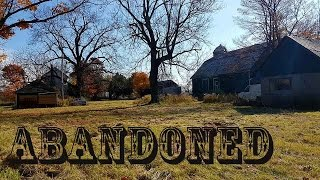 Download Abandoned Farm with Muscle Cars Exploring Gone Wrong Video