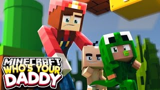 Download Minecraft Who's Your Daddy? - AT THE MARIO CASTLE! Video