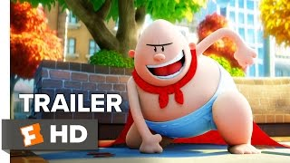 Download Captain Underpants: The First Epic Movie Trailer #1 (2017) | Movieclips Trailers Video