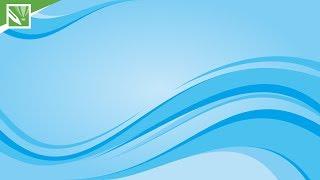 Download [LENGKAP] Belajar Desain Background Melengkung (Bergelombang) Memakai Curve (Pemula) || CorelDRAW X7 Video