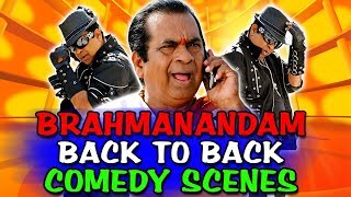 Download Dangerous Khiladi 2 (Brahmanandam) Back To Back Comedy | South Indian Hindi Dubbed Best Comedy Video