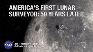 Download America's First Lunar Surveyor 50 Years Later | NASA Video Video