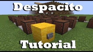 Download Despacito - Minecraft Note Block Doorbell Tutorial Video