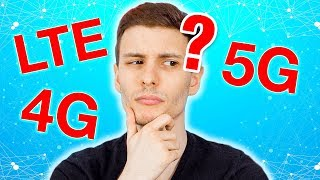 Download 4G vs LTE vs 5G? What's the difference? Video