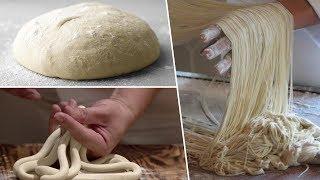 Download Hand Pulled Noodles- DIY Test #17 Video