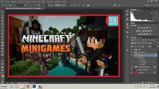 Download Minecraft Mini Games Thumbnail Template | Edit By Mete Kaçar Video
