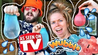 Download WATER WUBBLE! - DOES THIS THING REALLY WORK? Video