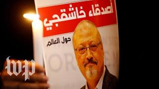 Download Saudi prosecutor seeks death penalty for five suspects in Khashoggi killing Video