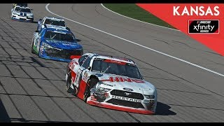 Download NASCAR Xfinity Series- Full Race -Kansas Lottery 300 Video