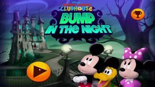 Download Bump In The Night Disney Mickey Mouse Club House Disney Junior Games ONLİNE FREE GAMES Video