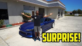 Download TAKING DELIVERY OF AN S15! Video