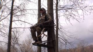 Download GhostBlind #5 - Invisible hunting blind compared to tree stands and ground blinds Video