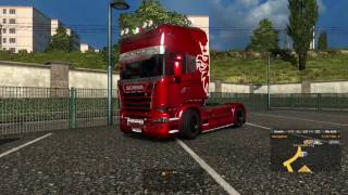 Download (Ets2 1.25..3)Mega Tuning by Afromiu 1.0beta (Teil 2) Video
