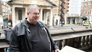 Download Ben Aaronovitch, the writer of the ″Rivers of London″ supernatural crime novels, Londoner #76 Video