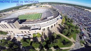 Download University of Notre Dame (Drone Video 2015) Video