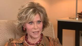 Download Jane Fonda: 'I Am What I Am' Video