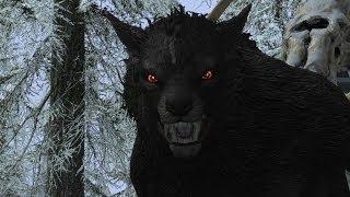 Download Skyrim - Werewolf Farmer (RANDOM ENCOUNTER) Video
