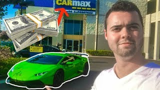 Download I Took My 800hp Lamborghini To Carmax For An Appraisal... Video