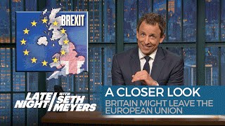 Download Britain Might Leave the European Union: A Closer Look Video