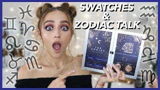Download MY ZODIAC COLLECTION WITH COLOURPOP!!!!!!!! #TheZodiac Video