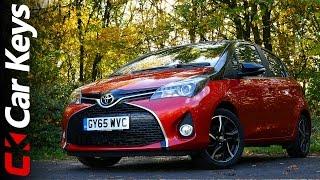 Download Toyota Yaris 4K 2016 review - Car Keys Video