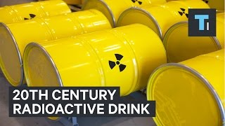 Download Americans used to drink radioactive water called Radithor Video
