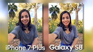 Download Samsung Galaxy S8 Camera vs iPhone 7 Plus! Video
