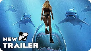 Download Deep Blue Sea 2 Trailer (2018) Video