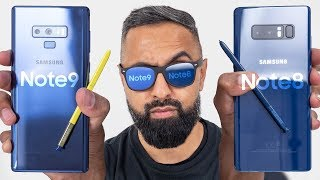 Download Samsung Galaxy Note 9 vs Galaxy Note 8 Video