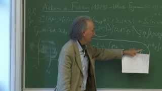 Download Thibault Damour - 1/4 Gravitation relativiste et expérience Video