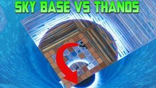 Download THANOS VS SKY BASE IN FORTNITE *INSANE WIN* Video