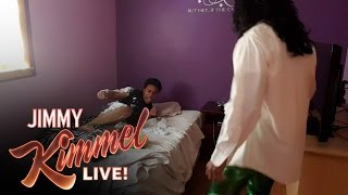 Download YouTube Challenge - Hey Jimmy Kimmel, I Served a Snowball in Bed Video