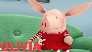 Download Olivia the Pig | Olivia Makes Magic | Olivia Full Episodes Video