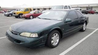 Download 1995 Ford Thunderbird LX V8 Start Up, Engine, and In Depth Tour Video