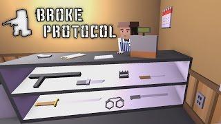 Download Broke Protocol - GTA V Meets Unturned! - Let's Play Broke Protocol Gameplay - Alpha Demo Video