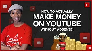 Download The YouTube Adpocalypse and How to Make Money On YouTube without Adsense Video