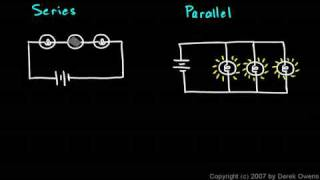 Download Physical Science 6.5a - Series and Parallel Circuits Video