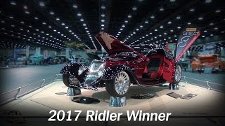 Download 2017 AUTORAMA RIDLER Winner & Great 8 cars full story Video